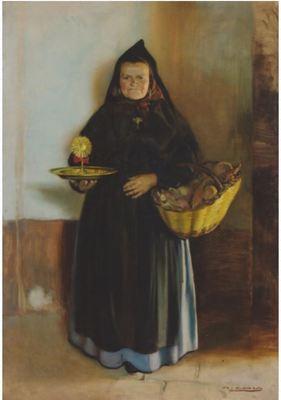 La Santera, de Casas (1916)