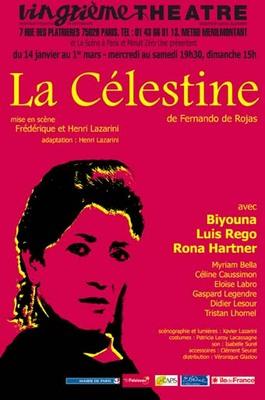 Representación del Vingtième Théâtre, París, de Lazarini (2009)