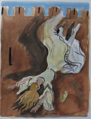 Ilustración del acto XX de la edición de París, 1976