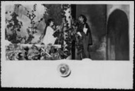 Representación de La Celestina, en Cádiz (1956)