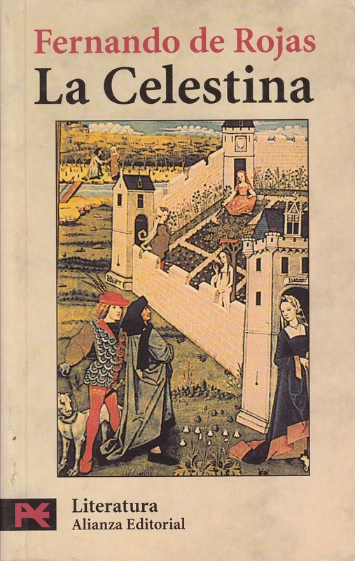 Portada de la edición de Alianza Editorial: Salamanca, 1998