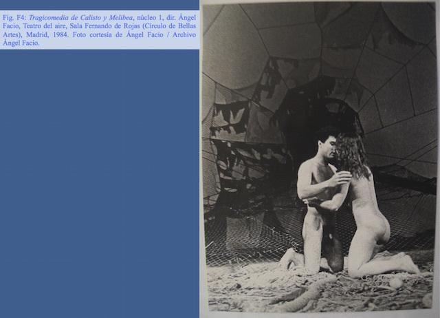 Representación del Teatro del Aire, en Madrid (1984)