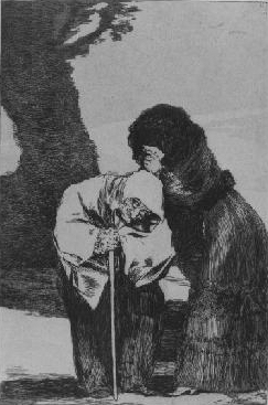 Chitón, de Goya (1799(?))
