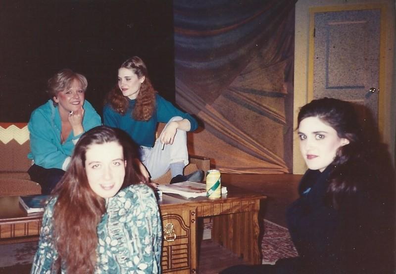 Shades of Green, Laramie, Wyoming (1993), Alisa, Melibea, Lucrecia, Areusa