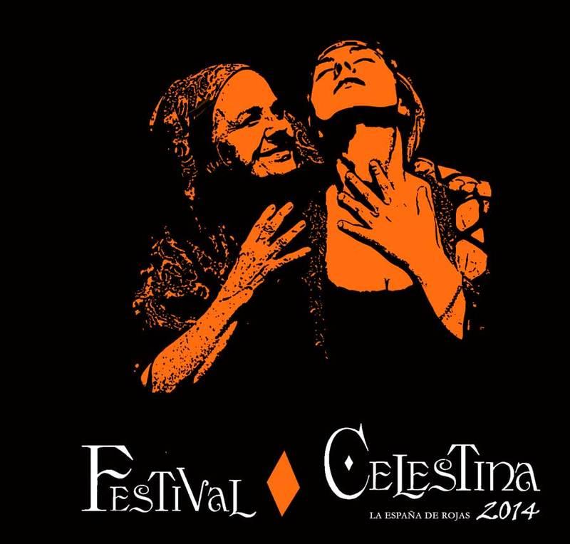 Cartel del festival de La Celestina de la Puebla de Montalbán, 2014