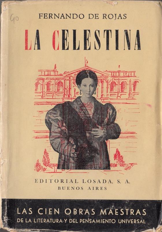 Portada de la edición de Losada: Buenos Aires, 1938