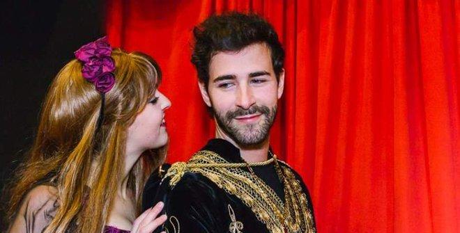 Representación del Teatro Burdel a Escena, Madrid, de Sojo (2021)