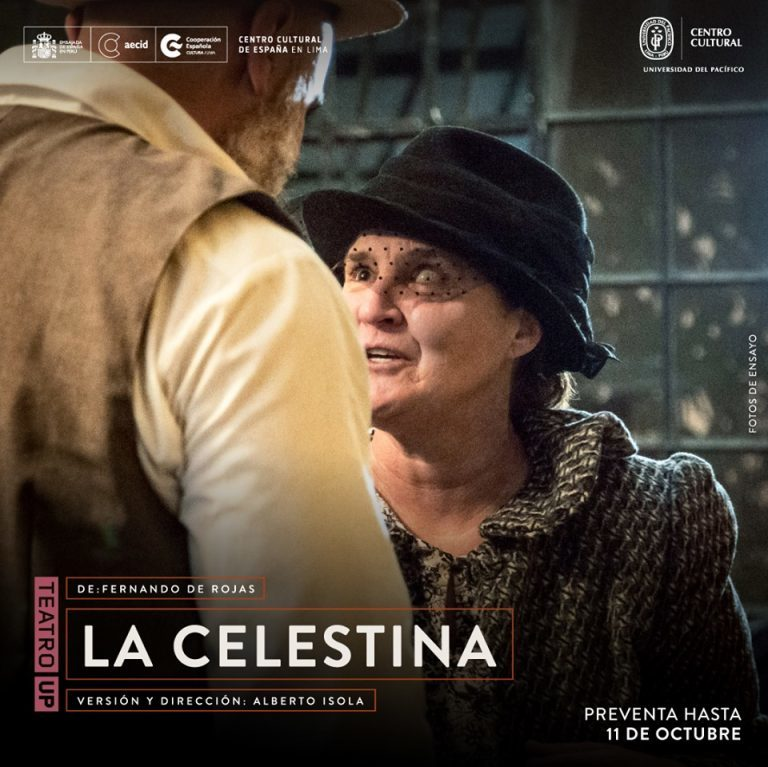 Representación del Centro Cultural de la Universidad del Pacífico, Lima (2019)