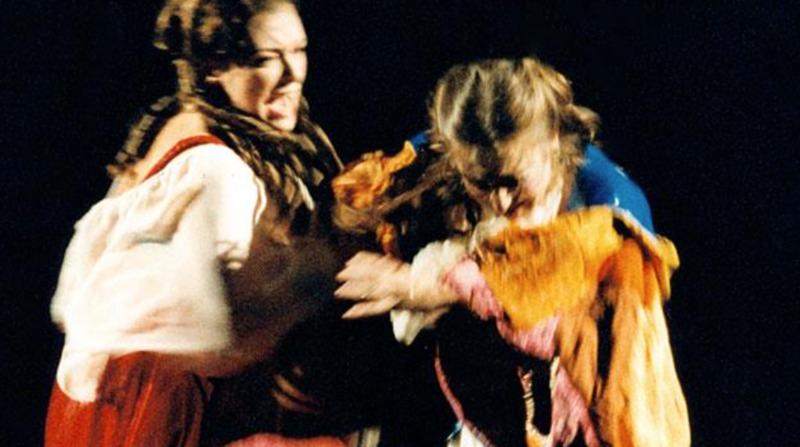 Representación del Teatro Condal, 1995