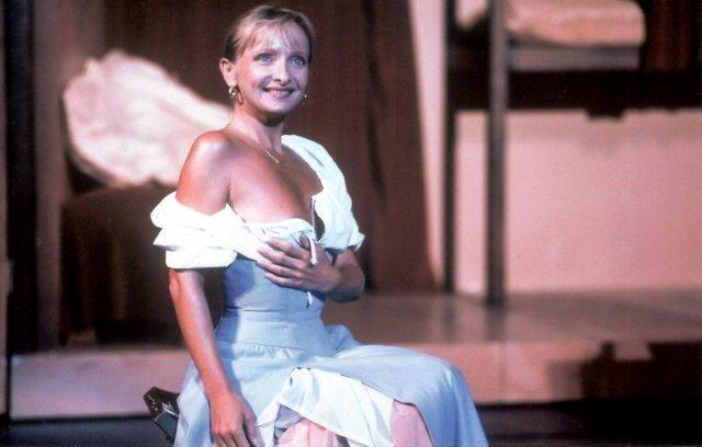 Representación del Théâtre Montansier, Versailles, de Tassencourt (1993-1994)
