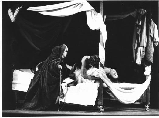 Representación en Portugal, de Blanco Gil (1984)