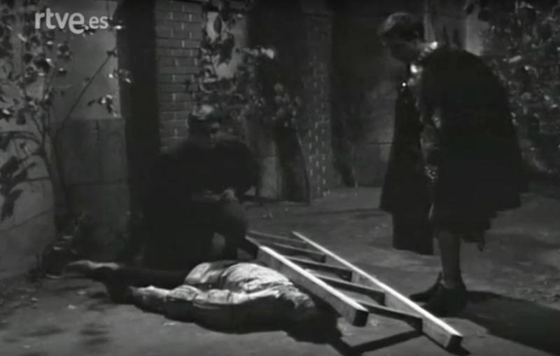 Muerte de Calisto.