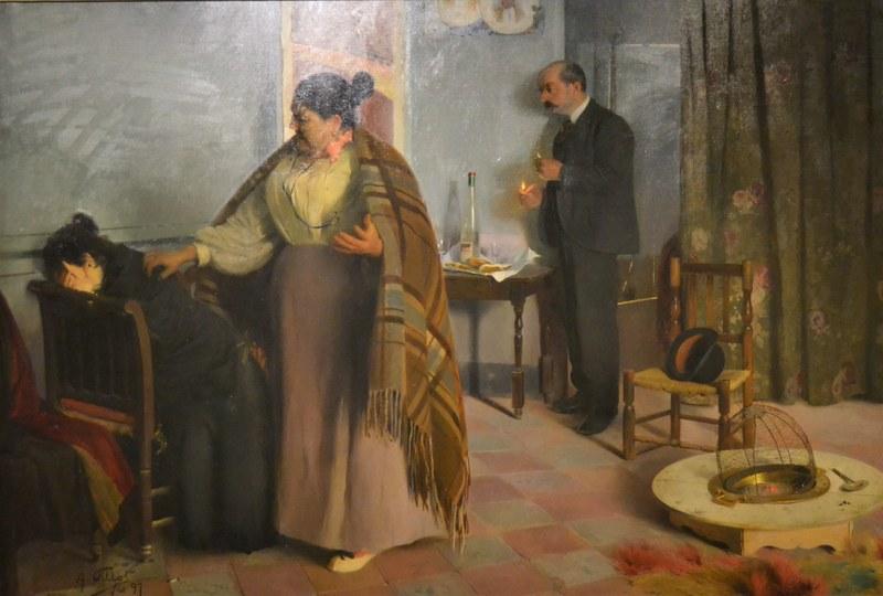 La bestia humana, de Fillol (1897)