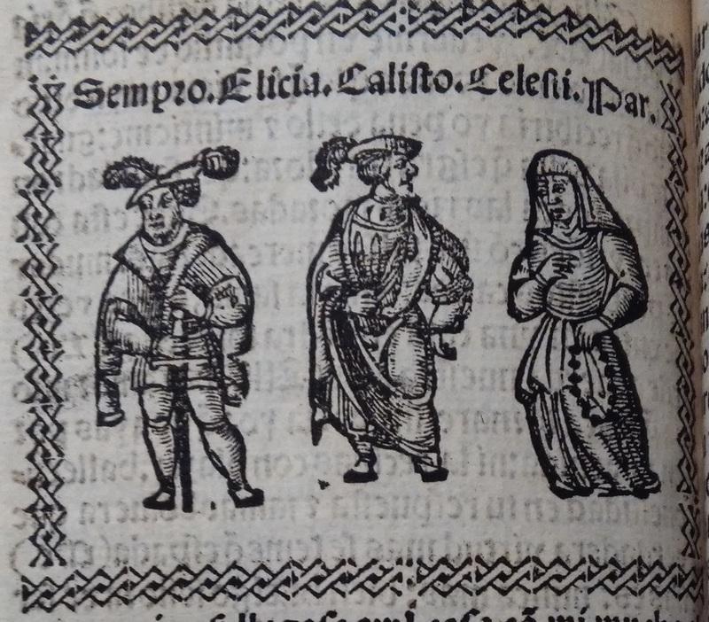Ilustración del acto 11 de Medina del Campo, 1530