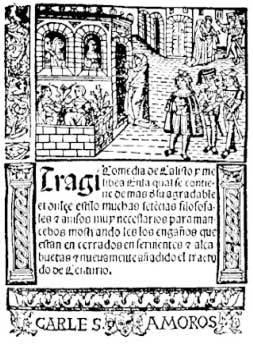 Portada de Barcelona, 1531