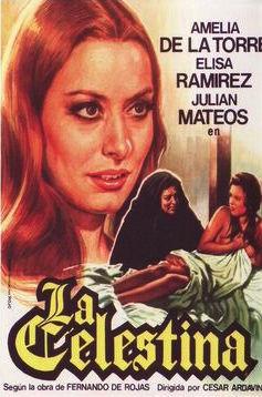 Cartel anunciador de La Celestina de Ardavín