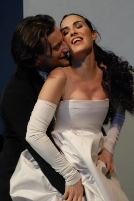 Representación del Teatro Regio, Buenos Aires, 2007