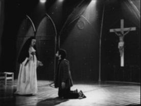 Representación Tragedia fantástica de la gitana Celestina, Barcelona, de Flores (1985)