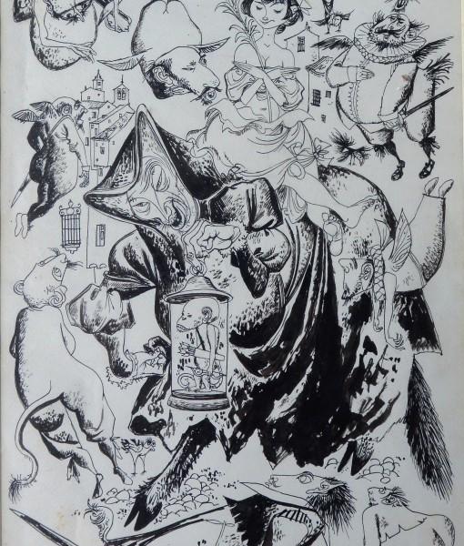 Ilustración VI de Madrid (1974)