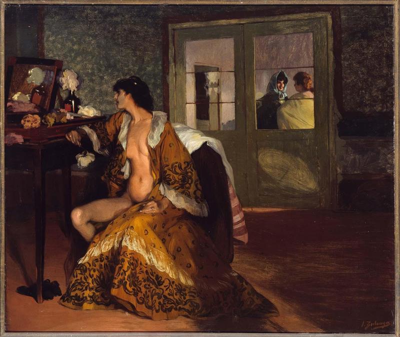 Celestina, de Zuloaga (1906)