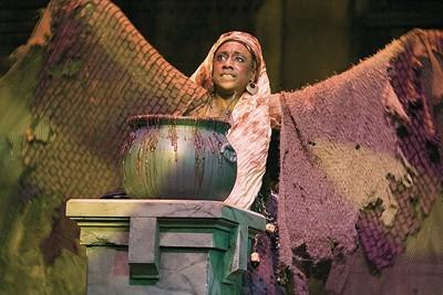 Representación del Claire Trevor School of the Arts, California, 2006