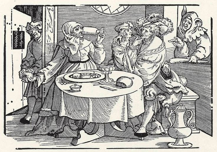 Schule der Kupplerin (escuela de la alcahueta) de Schoen (1531)
