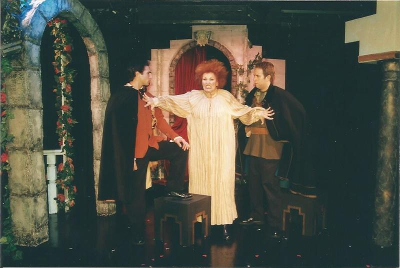 Celestina, a Tragic Music Comedy, de Bond, Nueva York (1999) Muerte de Celestina