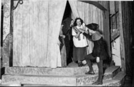 Representación del Teatro Español, Madrid, de Luca de Tena (1940)