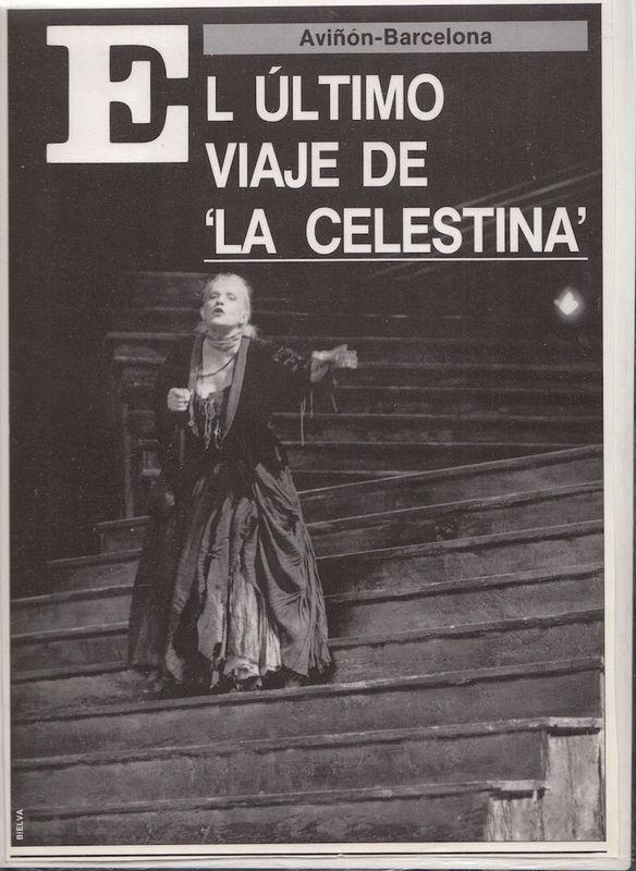 Representación del Festival de Grec-89, Barcelona, de Vitez (1989)