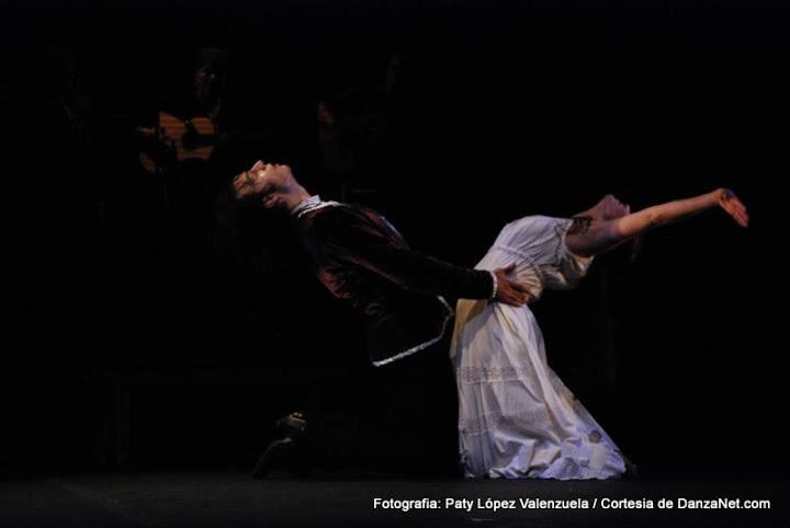 Representación del Teatro de la Danza, Ciudad de México, 2010