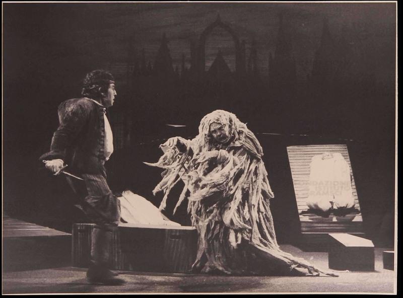 Representación del Teatro Argentina, Roma, de Squarzina (1979)