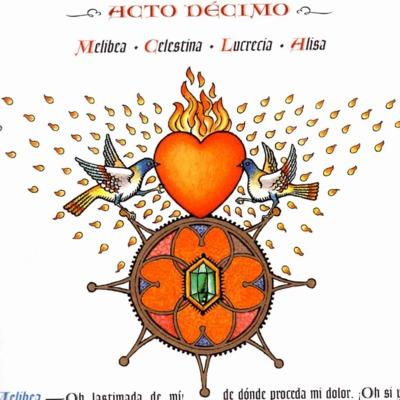 Primera ilustración del acto X de la edición de Madrid, 2005