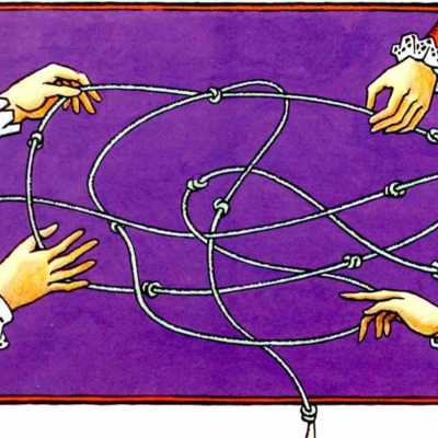 Segunda ilustración del acto VI de la edición de Madrid, 2005