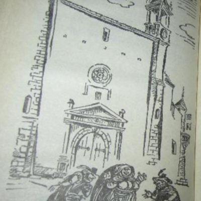 Ilustración de una edición rusa, 1989
