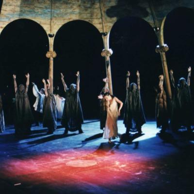 Representación del Teatro Real de Madrid, de Marsillach (1998)