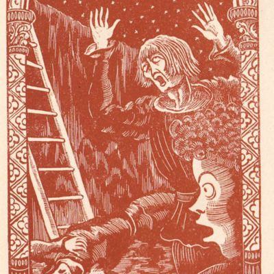 Imagen segunda del acto XIX de la edición de París (1943)