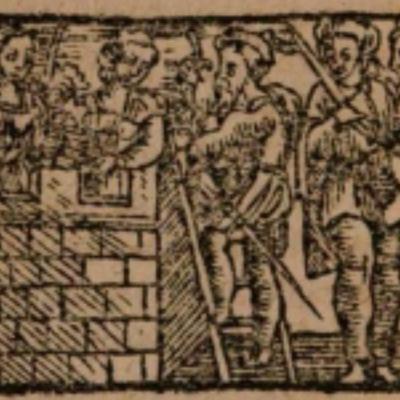 Imagen del acto XIV de la edición de Salamanca (1590)