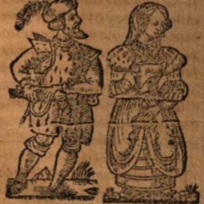 Imagen del acto XVII de la edición de Salamanca (1590)