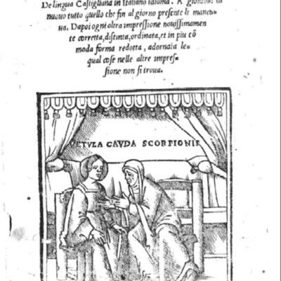 Portada de Venecia, 1535