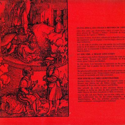 Libro de fotocromos de la película La Celestina, de Ardavín (presentación)