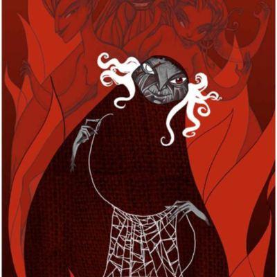 Ilustracion del acto IV de la edición de Barcelona, 2013 (b)