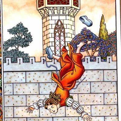 Segunda ilustración del acto XX de la edición de Madrid, 2005