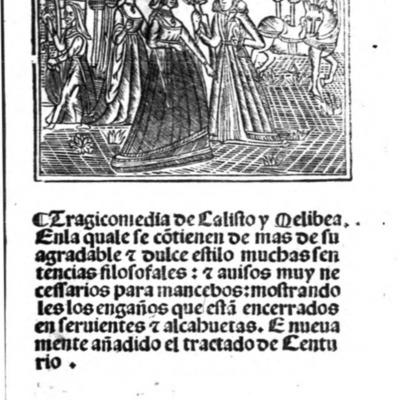 Portada de la edición de Roma (1520, c.)