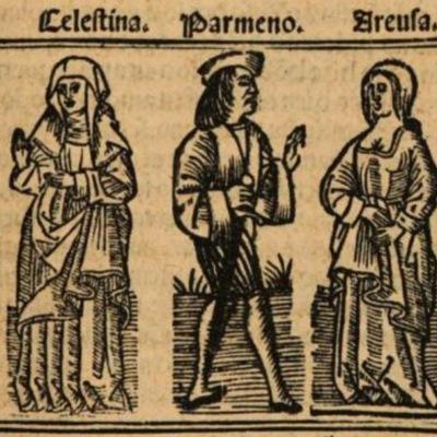 Imagen segunda del acto VII de la edición de Burgos (1531)