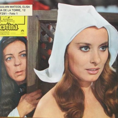 Fotocromo 21 de la película LaCelestina,de Ardavín (1969)