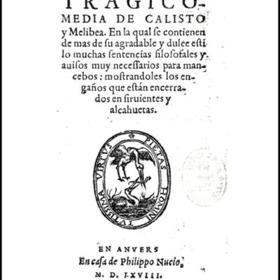 Portada de Amberes, 1568