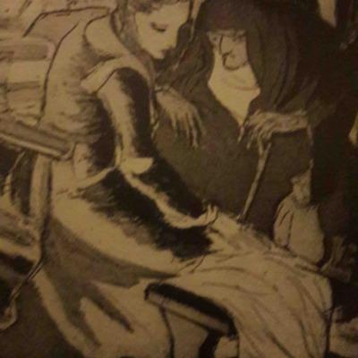 Ilustración en la edición de Barcelona (1952)