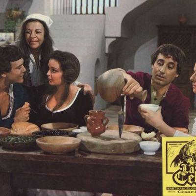 Fotocromo 2 de la película La Celestina de Ardavín