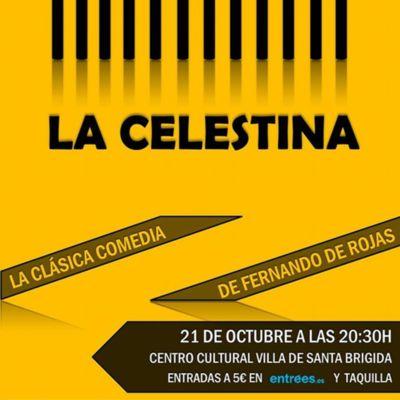 Representación del Centro Cultural Santa Brígida, Las Palmas, de Álamo (2016-2017)