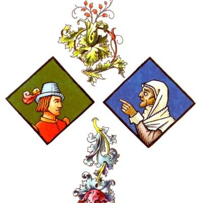 Cuarta ilustración del acto VII de la edición de Madrid, 2005